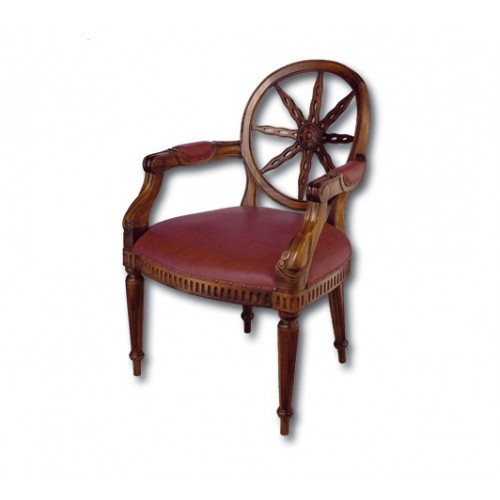кресло CFSC-M Prs Red