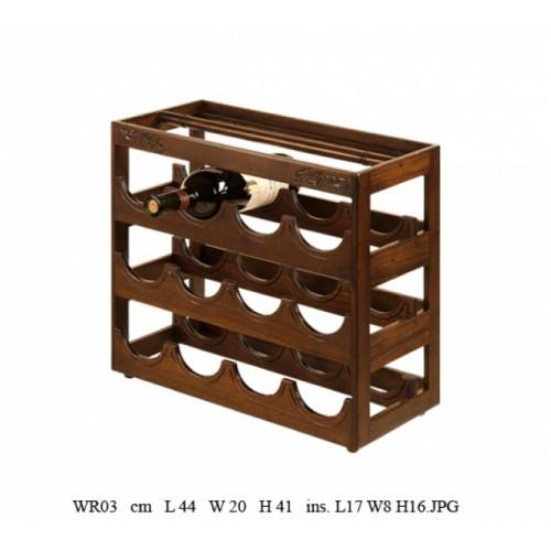 подставка для бутылок WR03-M