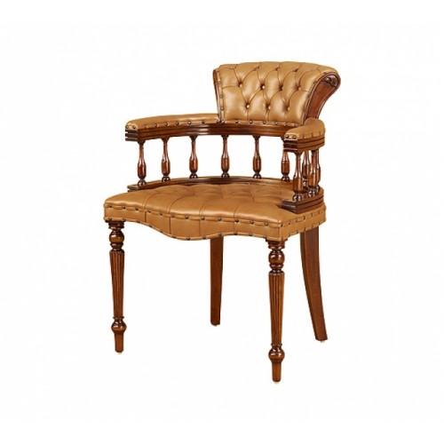 Кресло офисное из дерева